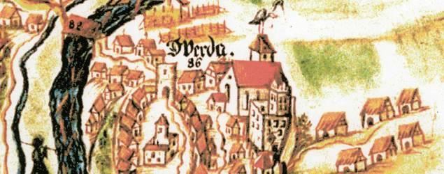 Werdau als Handwerker- und Ackerbürgerstädtchen (1400 - 1800)