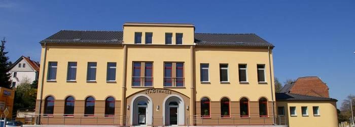 """Stadthalle """"Pleißental"""""""